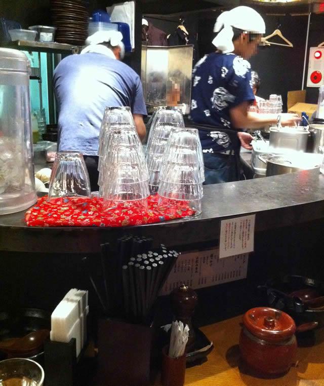 渋谷「大漁まこと」で雲丹ラーメン食べてきた