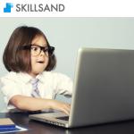 株式会社クフの自社サービス第一弾「SKILLSAND」のティザーサイトを公開しました!