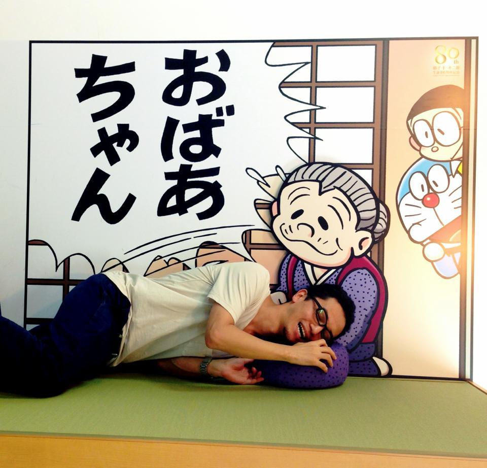 生誕80周年記念「藤子・F・不二雄展」で「おばあちゃんの思い出」の名シーンやってきた