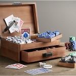 木製のポーカーケースが超かっこいい
