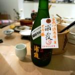 SAKELIFEから届いた日本酒、ホームパーティで飲むとさらに美味しいです