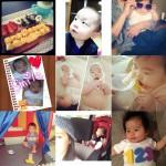 かわいい赤ちゃんの写真を月齢別で眺められる「Month by Month Babies」をリリースしました