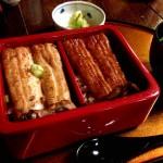 山梨・小淵沢のうなぎ屋「井筒屋」に行くなら2色のうなぎ(蒲焼きと白焼き)が同時に楽しめる「うな箱二のう」がオススメ