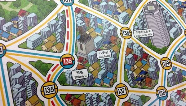 超名作ボードゲームのご当地版「スコットランドヤード東京」発売前体験イベントに参加してきました width=
