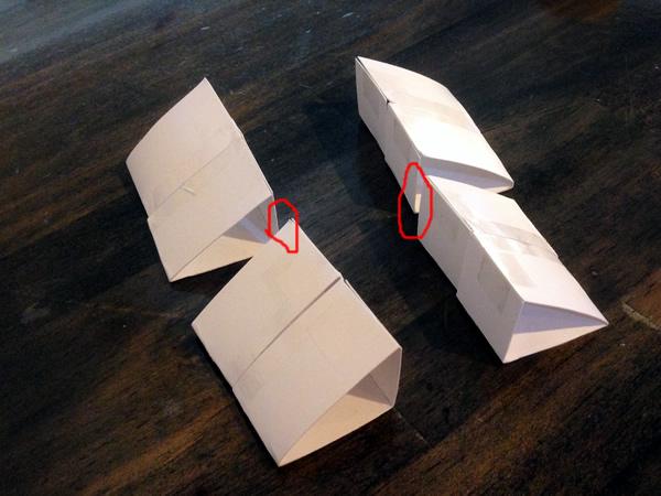 paper transformer!