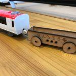 家庭用レーザーカッター「FABOOL Laser Mini」を買ったので早速息子のおもちゃを作ってみた